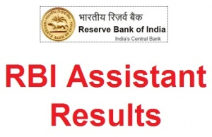 RBI-Assistant-Results